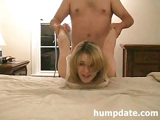 Hot MILF receives doggystyled and facialized
